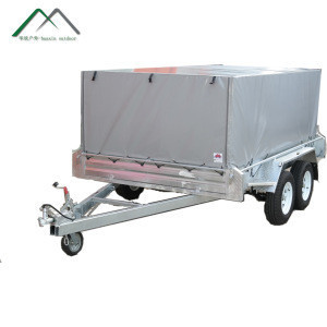 Factory Direct Supply PVC Tarpaulin Farm Trailers Cover Made in China