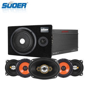 Hot Sale 10inch subwoofer car  bass under seat  woofers speaker high power active high quality subwoofer