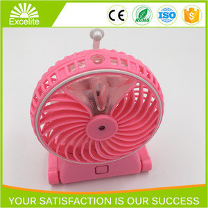 Humidifier stand fan