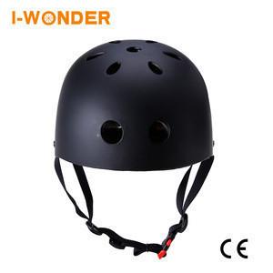 I-Wonder CE CPSC certified safety electric skateboard custom helmet