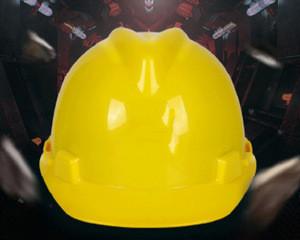 Industrial plastic popular safety helmet with great price construction halmet