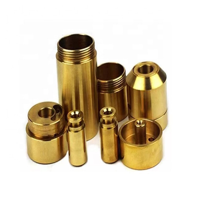 ISO 9001 Company Best Quality High precision brass Parts accessories cnc machining part Milling Parts India
