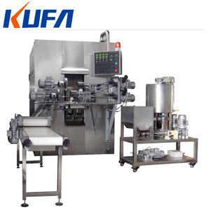KF automatic egg roll machine/wafer stick line