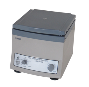 MICROHEMATOCRIT CENTRIFUGE TABLE OF CONTENTS