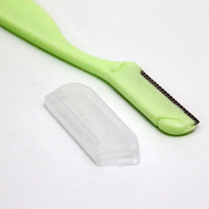 Multipurpose Exfoliating Dermaplaning Tool, Eyebrow Razor, and Facial Razor