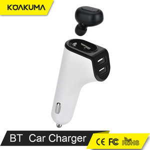 Newest Wireless Headphone Stable Sounds Clear Wireless Car Charger