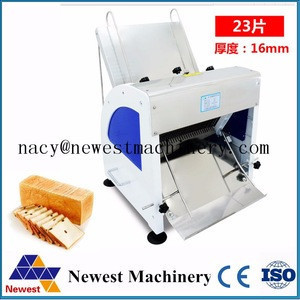Small home used bread loaf slicer,bakery and pastry equipment,toast bread slice machine
