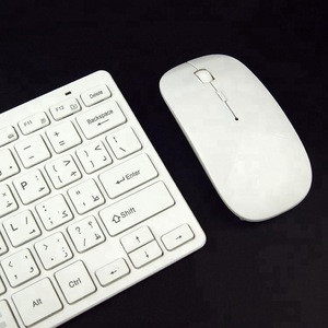 Tablet PC 2.4G Wireless Keyboard Mouse Combo