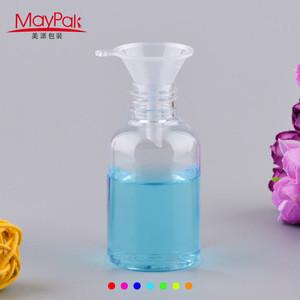 Transparent PP Plastic Mini Perfume dispensing Funnel