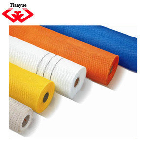 Wall Materials Application Fiberglass mesh