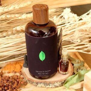 Agarwood Black Shampoo