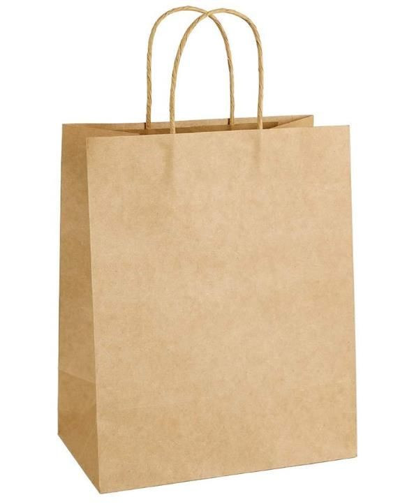 Import Kraft paper bags from China