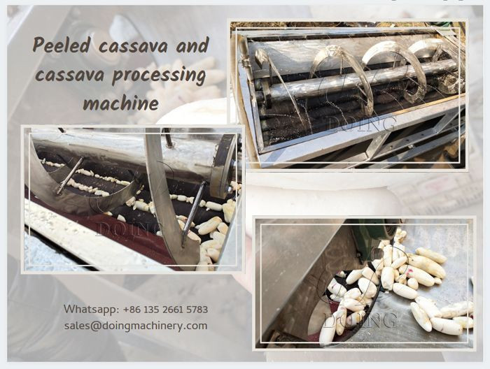High quality cassava milling machine to procee cassava flour in cassava flour production line
