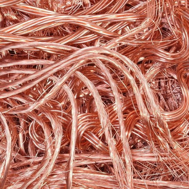 Copper Wire Scrap 99.9%/Millberry Copper Scrap 99.99% High