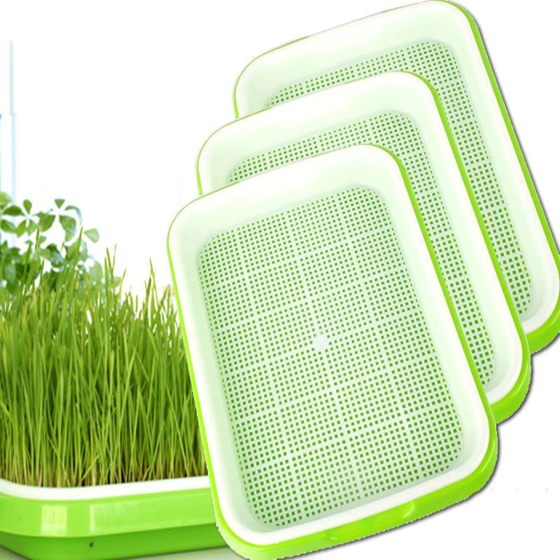 Hydroponic Planting Tray Greenhouse Plastic Seed tray