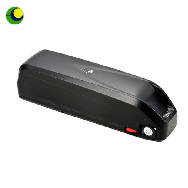 48V 12.5AH 1000W Black TIGER SHARK E-Bike Li-oin Battery for Electric bike