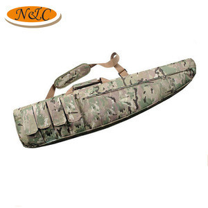 Import 2017 climbing military camouflage gun bag from China