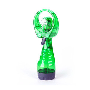 2019 New Products Battery Fan, Portable Outdoor Mini Handheld Water Misting Fan With Tank