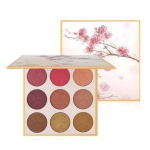 9 Colors Cheek Blush Cosmetic Waterproof Pressed Makeupblusher