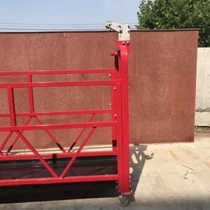 Adjustable height work platform