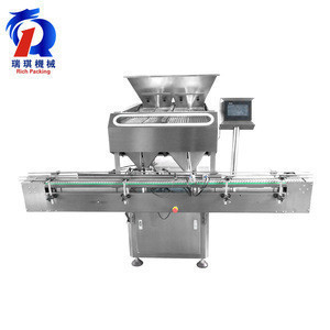 Automatic Pill Counter And Filler Machine