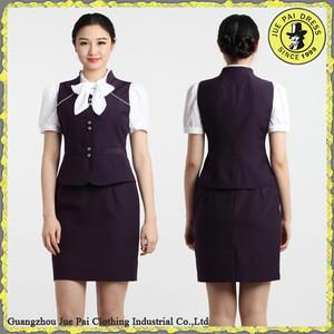 China OEM Airline Stewardess Uniforms, Pilot Airline Uniforms, Aviation uniform