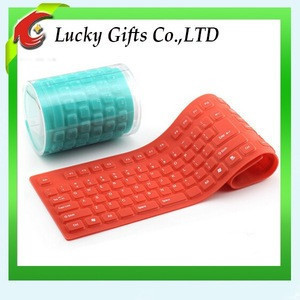 Colorful Design High Quality Custom Silicone Keyboard Cover