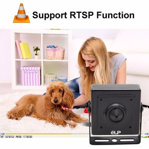 ELP 1080P Megapixel Industrial Mini IP Camera,Mini Pinhole Hidden Network Camera