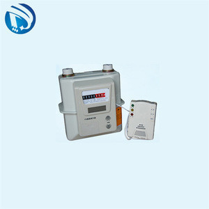 Factory  domestic flow counter gas meter