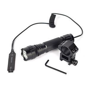 Factory Hot Gun Mounted Night hunting torch light