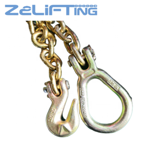 G70 Drag Chain Kit,with Lug Link and Winged Grab Hook,in 5L plastic drum