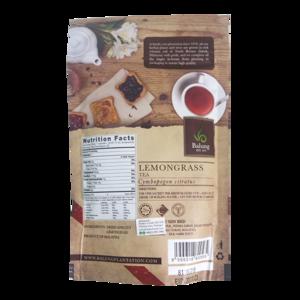 Hanker's Organic Lemongrass Tea