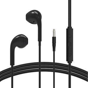 High performance Audio 3.5mm Earphone Accessories In-Ear Wired Headphones Headset for Mobile Phone