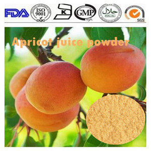 ISO 13 years factory supply Fresh Apricot powder