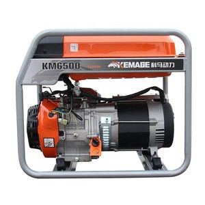 KEMAGE Power Generator 2Kw Gasoline Generator KEMAGE Brand Chongqing Quality Excellent