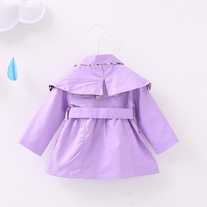 Kids jackets/coats 4 colors party Kids Lovely Baby Girl Coat