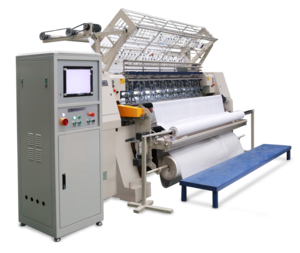 Richpeace Multi-Needle High Speed Rotary Hook Quilting Machine