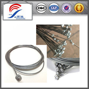 Silvery bicycle Brake cable/line,derailleur,bike parts