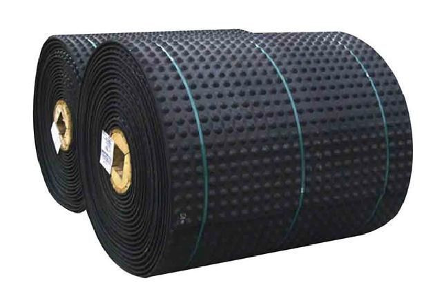 ISOLATION RUBBER DUMPING PAD