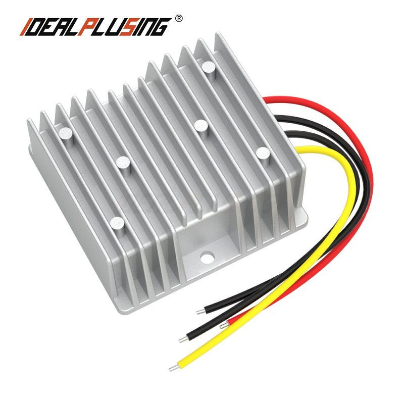 Factory price 24v to 13.8v 10a 138w dc dc converter for electric vehicle
