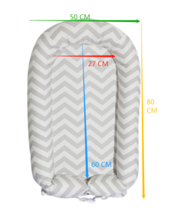 100% cotton baby lounger bed new design sleeping pod multi-use baby nest
