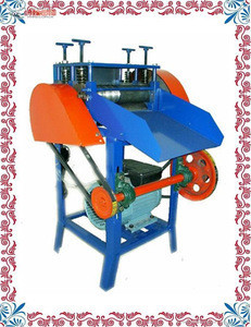 2020 new arrival copper scrap cable stripper/electric wire stripping machine for sale with CE approved