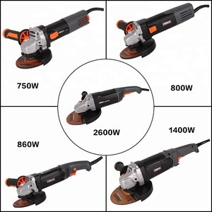 220-240V Angle Grinder with Accessories free