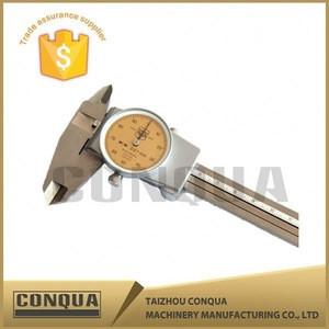 3 point vernier caliper accuracy carbon steel dial Vernier Caliper