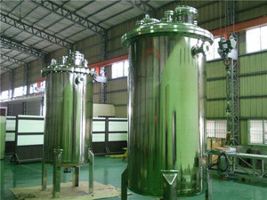 Anti-Corrosivity Against Chemicals High Capacity Oil & Gas Storage Tank  For Chemical Plants And Oil Plants
