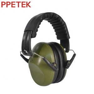 AS/NZS ANSI Hearing protection noise cancelling shooting ear muffs