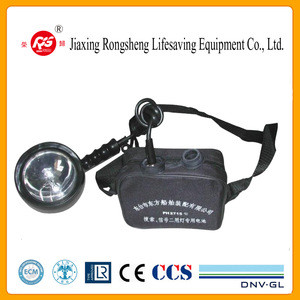 CCS Handheld Searchlight of lifeboat
