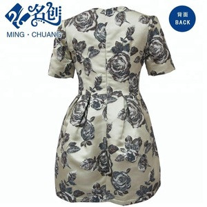 Chinese factory plus size women clothing dresses