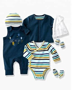 Cute newborn baby clothes set