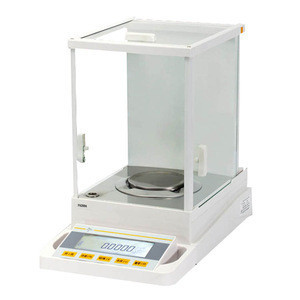 Digital 0.1mg analytical balance 0.0001g laboratory weighing scale